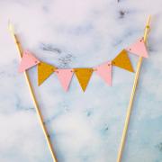 派對三角插旗