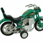 回力機車玩具