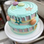 小王子蛋糕, 史迪奇蛋糕, 雙層蛋糕 , 與手工甜點對話的SUSAN, dessert365, 漫漫手工甜點市集, 幼稚園慶生, 冰淇淋蛋糕, 法式甜點, 卡通蛋糕, 彩虹蛋糕, 寶寶蛋糕, 公主蛋糕, 生日蛋糕, 手工甜點, 宅配蛋糕, 週歲蛋糕, 母親節蛋糕, 父親節蛋糕, susan冰淇淋蛋糕評價, 彌月蛋糕, 慕斯蛋糕