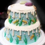 美人魚, 鯊魚, 雙層蛋糕 , 與手工甜點對話的SUSAN, dessert365, 漫漫手工甜點市集, 幼稚園慶生, 冰淇淋蛋糕, 法式甜點, 卡通蛋糕, 彩虹蛋糕, 寶寶蛋糕, 公主蛋糕, 生日蛋糕, 手工甜點, 宅配蛋糕, 週歲蛋糕, 母親節蛋糕, 父親節蛋糕, susan冰淇淋蛋糕評價, 彌月蛋糕, 慕斯蛋糕