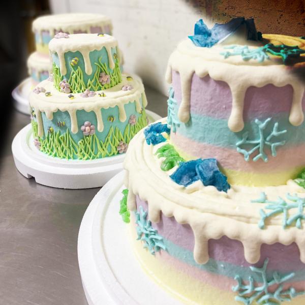 雙層蛋糕, 與手工甜點對話的SUSAN, dessert365, 漫漫手工甜點市集, 幼稚園慶生, 冰淇淋蛋糕, 法式甜點, 卡通蛋糕, 彩虹蛋糕, 寶寶蛋糕, 公主蛋糕, 生日蛋糕, 手工甜點, 宅配蛋糕, 週歲蛋糕, 母親節蛋糕, 父親節蛋糕, susan冰淇淋蛋糕評價, 彌月蛋糕, 慕斯蛋糕