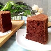 DESSERT365, 找甜甜網, 預約日期訂購手工甜點, 手工甜點, 謬幻烘焙坊, 黑色幻影巧克力戚風蛋糕