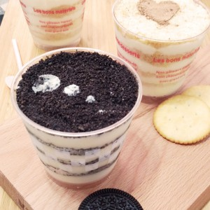 Charming Choco 巧米巧克,Oreo乳酪木糠布丁 ( 4杯裝 ),
