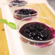 Charming Choco 巧米巧克,藍莓生乳酪蛋糕 ( 可6寸完整, 或 4杯裝杯子組 ),