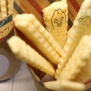 繽紛餅乾薯條, 薯條
