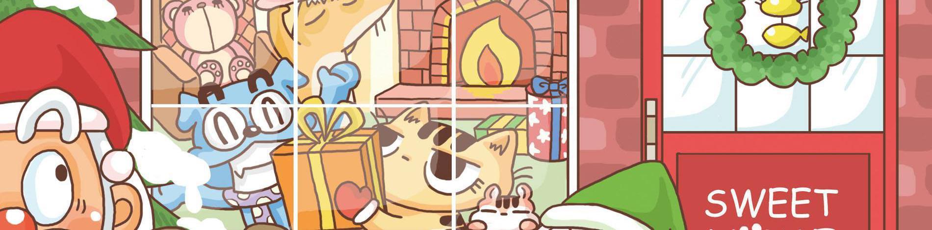 DESSERT365, 找手工甜甜網, 漫漫手工客製化市集, PrinXure, 拍洗社, 插畫家, 插畫角色, PrinXure, 不屑貓