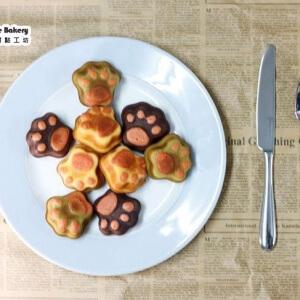 原創法式貓掌小蛋糕, DESSERT365, 找手工甜甜網, 漫漫手工市集, PrinXure, 拍洗社, 插畫家, 插畫角色, PrinXure, Le Rêve Bakery,夢想甜點工坊