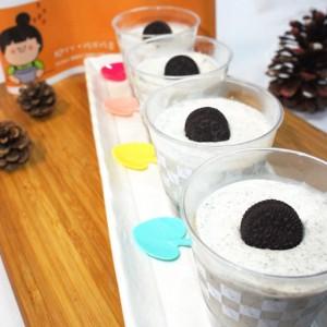 Charming Choco 巧米巧克,腳ㄚㄚ x OREO生乳酪蛋糕 ( 6寸完整 or 4個杯子組 ),