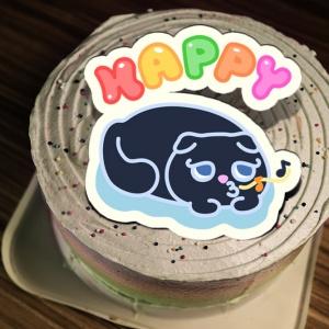 Sitara,哼首生日歌給你聽 ~~( 圖案可以吃喔!)手工冰淇淋千層蛋糕 (唯一可全台宅配冰淇淋千層蛋糕) ( 可勾不要冰淇淋, 也可勾要冰淇淋 )[ designed by Sitara ],