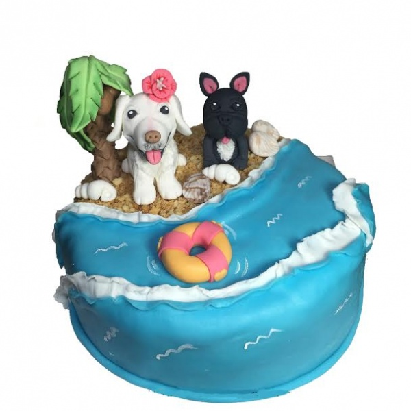 A++ handmade 翻糖蛋糕 A++ handmade 翻糖蛋糕,客制化造型生日款,