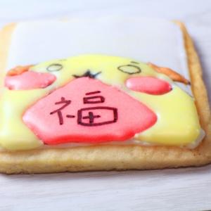 CatChun,福氣! 糖霜餅乾 & DIY 材料包[ designed by 貓狐 ],