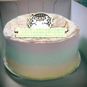 六指淵 六指淵,( 圖案可以吃喔!) 韓國熱銷冰淇淋彩繪蛋糕 [ designed by 六指淵 ],