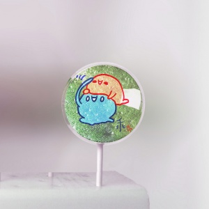 Albee艾爾比 Albee艾爾比,永遠愛你 美國熱銷星空棒棒糖 [ designed by Albee艾爾比 ],