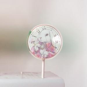 童話工坊 童話工坊,三月兔 美國熱銷星空棒棒糖 [ designed by 童話工坊 ],