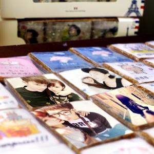 PrinXure 藝術妳的客製禮品 by 10,000名插畫角色的貼圖&外筐,客製化照片2D小餅乾,
