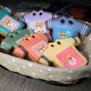 椪妹與柯基, 收涎餅乾, 糖霜餅乾, 手工甜點,PX 漫漫手工甜點市集, PX, 百萬LINE明星,甜點表心意, PrinXure, 客製化, 插畫, LINE, 百萬LINE明星陪你吃蛋糕, 漫漫手工市集, PrinXure, 拍洗社, 插畫家, 插畫角色, 布朗尼, PrinXure, 餅乾, 拍立得造型, 禮物, DESSERT365, 找甜甜網