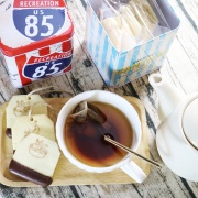 CTONEDAY,嘴饞系列 - 茶包巧克力餅乾 ( 附贈禮盒,適合與同事朋友家人分享一起吃 ) [ designed by 萌丸 ],