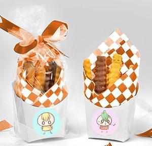 茶里,嘴饞系列 - 繽紛餅乾薯 [ designed by 茶里 ],