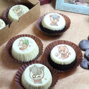 茶里,巧克力Oreo餅乾 ( 附贈禮盒,適合與同事朋友家人分享一起吃 ) [ designed by 茶里 ],