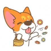 jcccjia@gmail.com,嘴饞系列 - 茶包巧克力餅乾 [ designed by 椪妹與柯基犬 ],