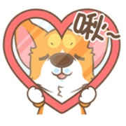 jcccjia@gmail.com,嘴饞系列 - 繽紛餅乾薯 [ designed by 椪妹與柯基犬 ],