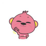 猴,嘴饞系列 - 繽紛餅乾薯 [ designed by 傲蕉猴 ],