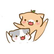 是貓貓來了 是貓貓來了,茶包巧克力餅乾 (類似小時候的小熊餅乾文青款) ( 附贈禮盒,適合與同事朋友家人分享一起吃 ) [ designed by 是貓貓來了 ],