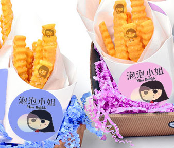 泡泡小姐 泡泡小姐,嘴饞系列 - 繽紛餅乾薯 [ designed by 泡泡小姐 ],