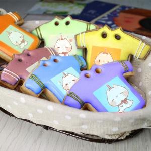 tinas22404752,Tandora收涎餅乾 ( 12片1盒、含紅線&穿洞 )  [ designed by Pink Cat 小儀 ],