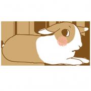ruby J.,蘿蔔起司餅乾 ( 類似小時候的小熊餅乾文青款) ( 附贈禮盒,適合與同事朋友家人分享一起吃 )  [ designed by 甜蜜物語 ],