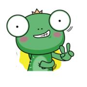 小蛙大,Tandora收涎餅乾 ( 附贈禮盒 )(收涎保孩子衣食無缺) ( 12片1盒、含紅線&穿洞 )  [ designed by 小蛙大 ],