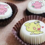 小蛙大,巧克力Oreo餅乾 ( 附贈禮盒,適合與同事朋友家人分享一起吃 ) [ designed by 小蛙大 ],