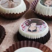 焦糖女孩 葉子瀅 焦糖女孩 葉子瀅,嘴饞系列 - 巧克力包膜Oreo餅乾 [ designed by 焦糖女孩 葉子瀅 ],