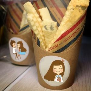 ruby J.,嘴饞系列 - 繽紛餅乾薯 [ designed by 甜蜜物語 ],