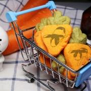 ruby J.,蘿蔔起司餅乾禮盒 ( 類似小時候的小熊餅乾文青款) ( 附贈禮盒,適合與同事朋友家人分享一起吃 )  [ designed by 甜蜜物語 ],