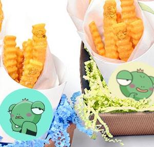 小蛙大,嘴饞系列 - 繽紛餅乾薯 [ designed by 小蛙大 ],