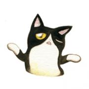 捏嘴巴 捏嘴巴,嘴饞系列 - 巧克力包膜Oreo餅乾 [ designed by 捏嘴巴 ],