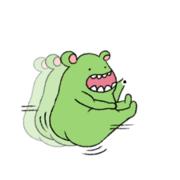 毛叢叢 毛叢叢,Tandora收涎餅乾 ( 12片1盒、含紅線&穿洞 )  [ designed by 毛叢叢 ],