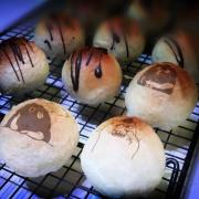 毛叢叢 毛叢叢,金莎榛果巧克力酥 ( 有6入、8入、12入 禮盒包裝3種 ) designed by 毛叢叢,