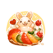 mrstina_design,嘴饞系列 - 茶包巧克力餅乾 [ designed by Mrs.Tina ],