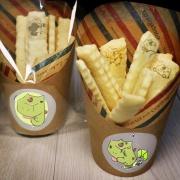 阿柴,嘴饞系列 - 繽紛餅乾薯 [ designed by Mr.Zac ],