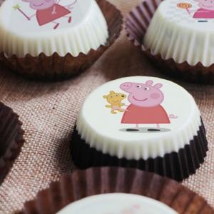 susan susan,慶生派對專用 - 巧克力包膜Oreo餅乾 [ 小寶貝最愛卡通人物 - 客製化 ],