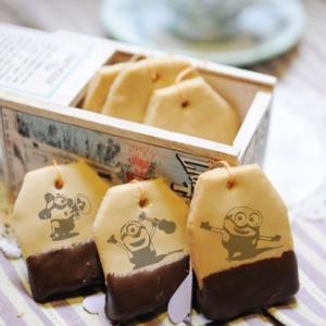 susan susan,慶生派對專用 - 茶包巧克力餅乾 [ 小寶貝最愛的卡通人物 - 客製化 ],