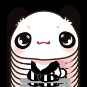 Panda.J,嘴饞系列 - 巧克力包膜Oreo餅乾 [ designed by panda ],