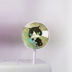 Panda.J,美國熱銷星空棒棒糖 [ designed by panda ],