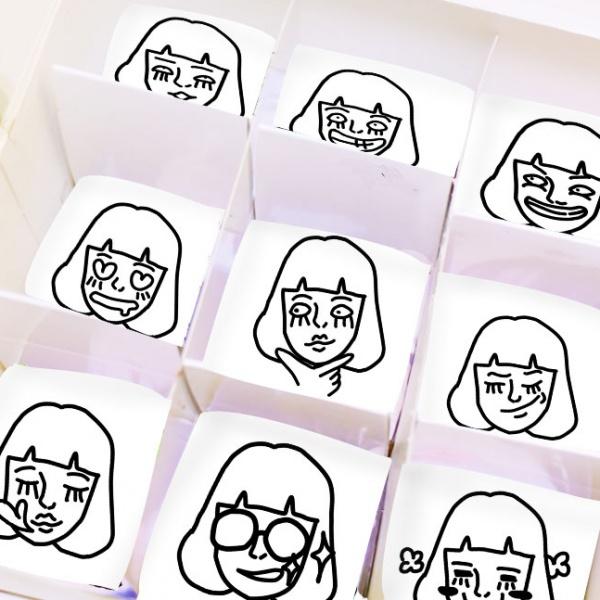 Zhuang Zhuang,布朗尼禮盒  [ designed by Zhuang ],