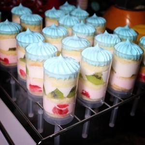 susan susan,Semifreddo義大利彩虹水果蛋糕__推推杯 (幼稚園生日派對人氣第一產品 )  ( 杯子蛋糕一種 )  (唯一可全台宅配冰淇淋蛋糕 可外島、香港都可) ( 可勾不做冰淇淋、也可做冰淇淋),