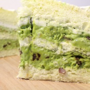 susan susan,抹茶白玉紅豆_品茗套餐_彩虹水果蛋糕系列 ( 下方可勾選不做冰淇淋變慕斯、也可做冰淇淋),