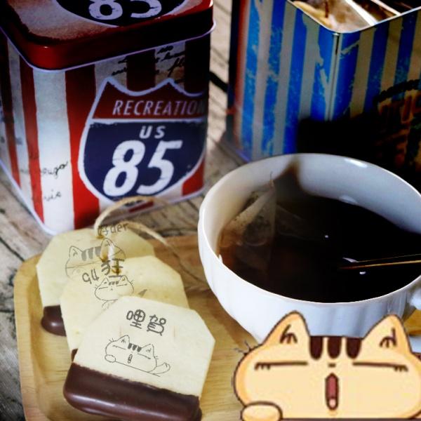 susan susan,手工曲奇分享盒 ( 附贈禮盒,適合與同事朋友家人同學分享一起吃 ) ( 隨機約4~6種手工甜點,打散拆封每一包後約5~10人份 ),