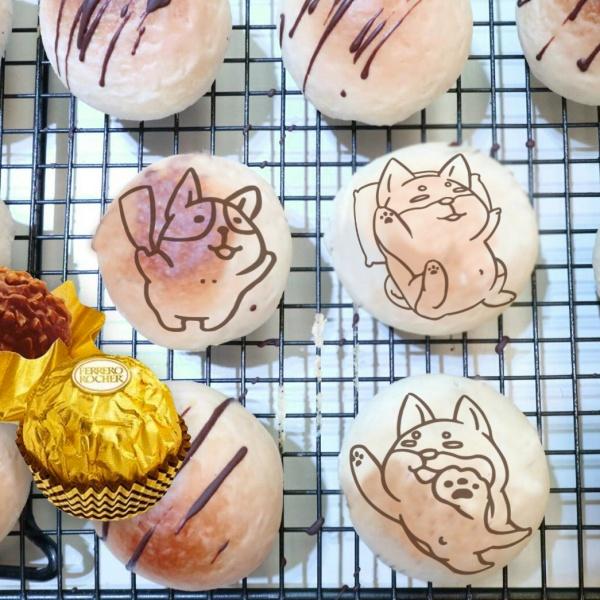 粉紅QQ妹,金莎榛果巧克力酥 ( 有6入、8入、12入 禮盒包裝3種 ) designed by 粉紅QQ妹,
